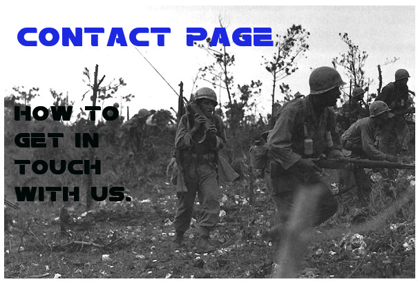 Contact Page title graphic